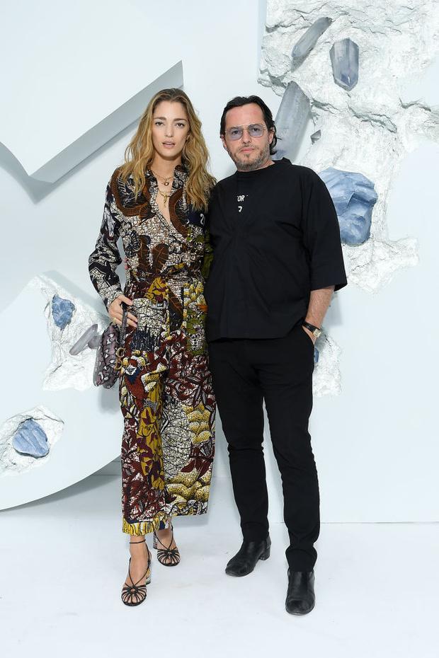 Кейт Мосс с дочерью, Наталья Водянова и другие звездные гости показала Dior Men (фото 9)