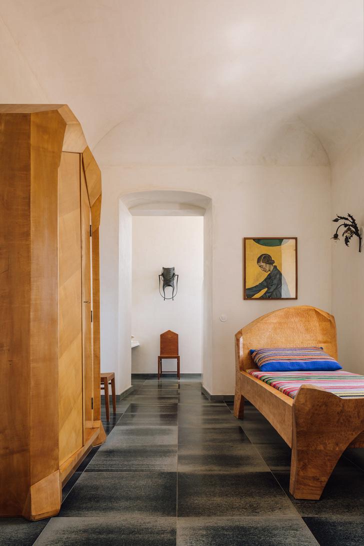 Бутик-отель с арт-объектами в португальской глубинке (фото 11)