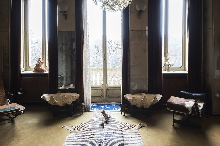 Дом-легенда: квартира Карло Моллино (фото 5)