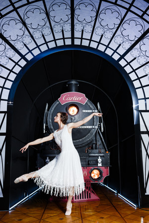 Дом Cartier в России: 15 ярких событий за 15 лет (фото 55.1)