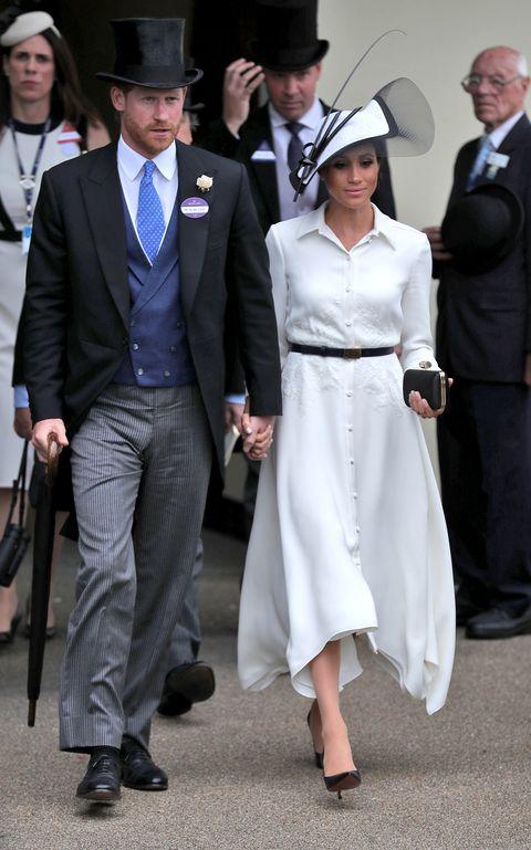 Прощай, королева: лучшие выходы Меган Маркл в качестве члена монаршей семьи (фото 6)