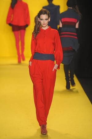 Показы мод Lacoste Осень-зима 2010-2011 | Подиум на ELLE - Подиум - фото 2875