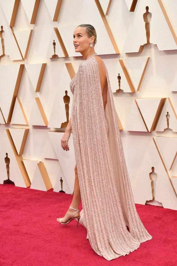 Феноменальна и сексуальна: Бри Ларсон на «Оскар-2020» (фото 2)