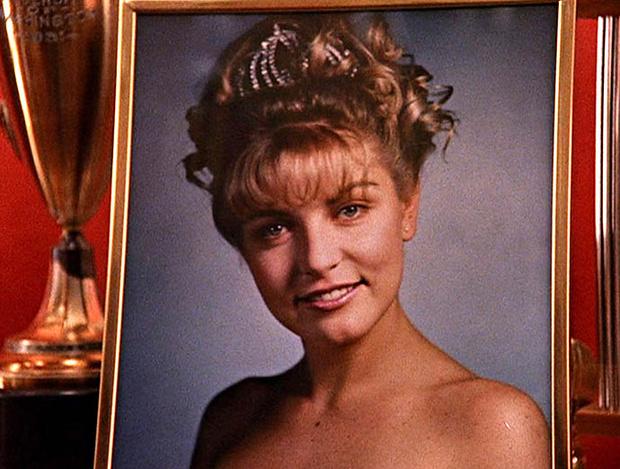 """Кадр из сериала """"Твин Пикс"""", 1991 год"""