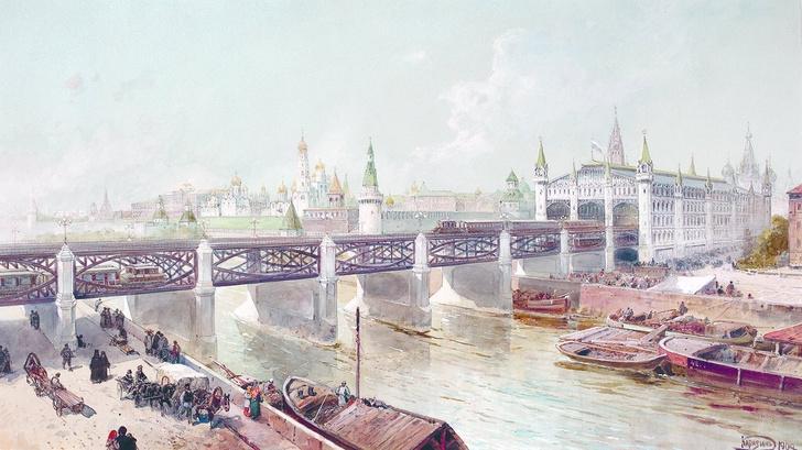Сегодня 85 лет московскому метро (фото 15)