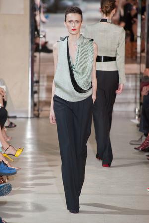 Показ Bouchra Jarrar коллекции сезона Осень-зима 2012-2013 года Haute couture - www.elle.ru - Подиум - фото 403089