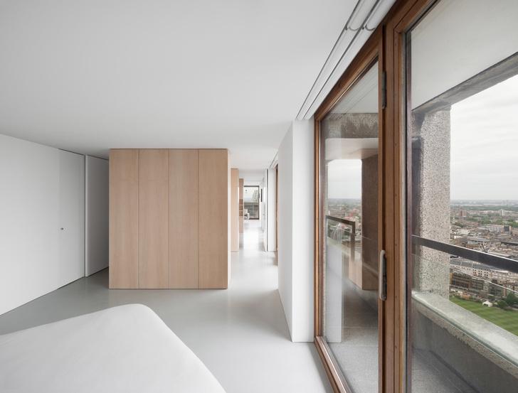 Минималистские апартаменты по дизайну Джона Поусона (фото 3)