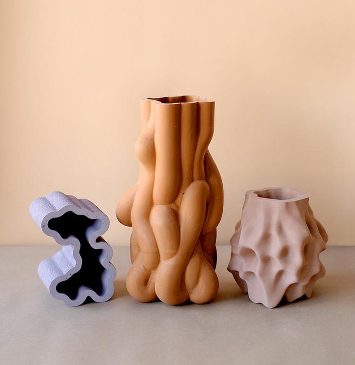 Малая скульптура: вазы, в которые можно не ставить цветы (фото 11)