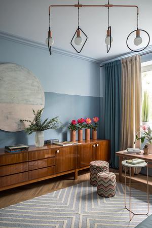 Квартира 54 кв.м для бабушки-модницы: проект Марии Микены (фото 2)