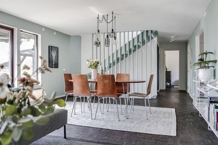 100% сканди-шик: дом в шведской глубинке (фото 6)