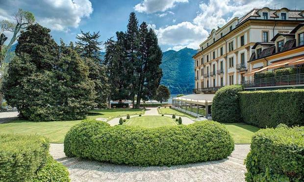 Топ-10 отелей с садами (фото 8)