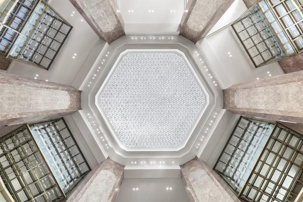 Новый универмаг Galeries Lafayette по проекту Бьярке Игельса (фото 2)