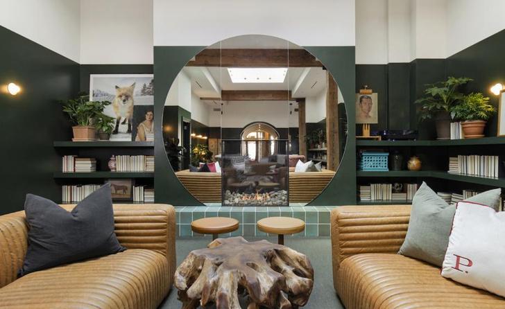 Эклектичный отель Palihotel в Сиэтле (фото 3)