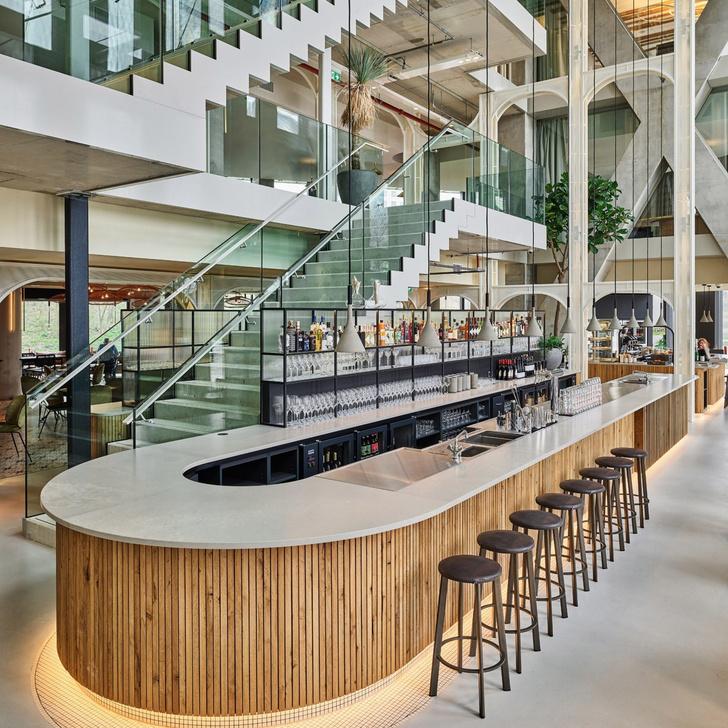Необычный отель QO в Амстердаме (фото 3)