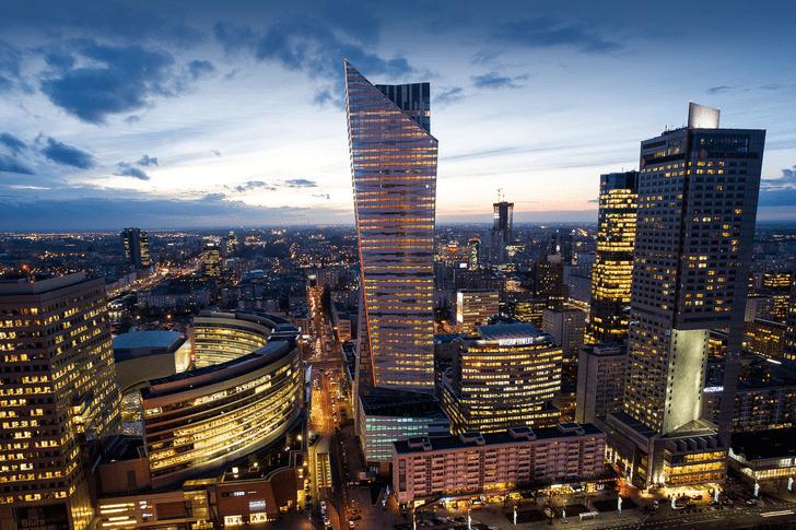 Архитектурный гид: Варшава (фото 7)