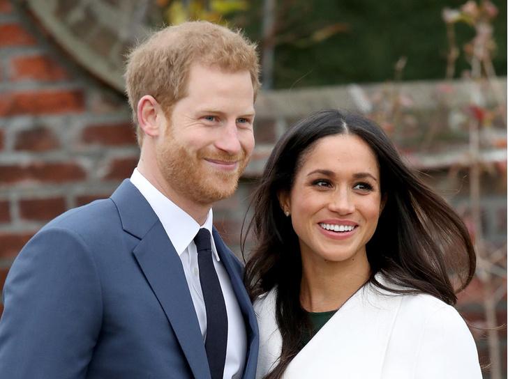 Принц Гарри и Меган Маркл фото