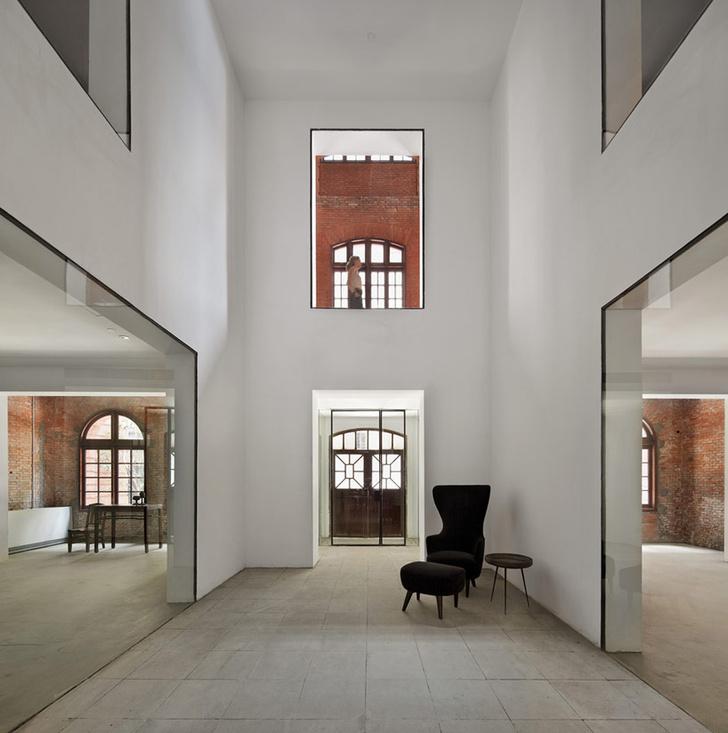 Галерея Design Republic, Шанхай, проект студии Neri & Hu.