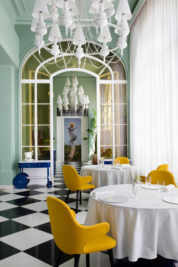 Ресторан La Terraza Del Casino: новый проект Хайме Айона (фото 3)