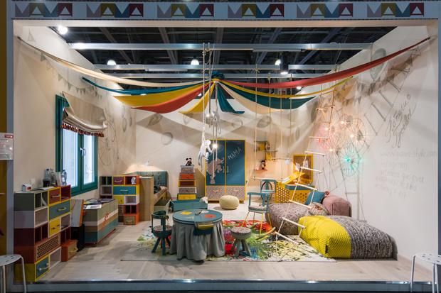 Веселые ребята: детская мебель дизайнера Натальи Гусевой (фото 1)