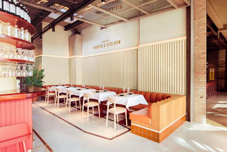 Модный ресторан на месте бывшего гаража (фото 3)