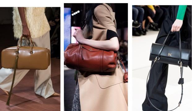Итоги Недель моды осень-зима 2019: какие сумки мы будем носить через полгода (фото 10)