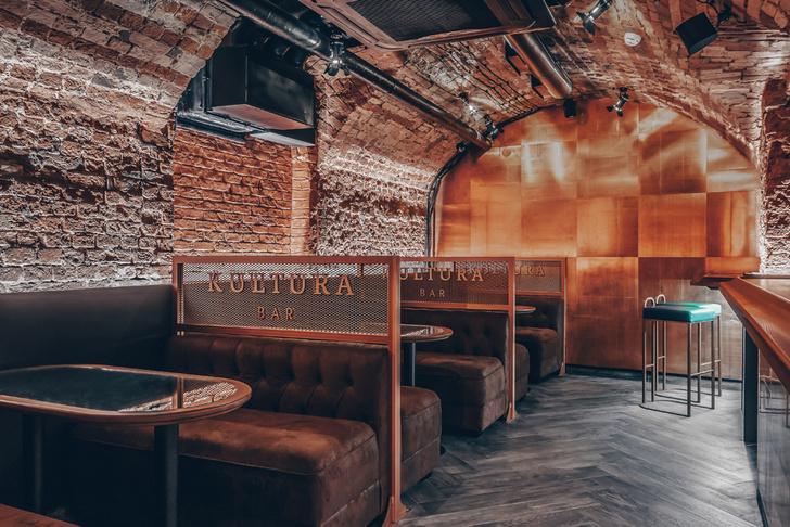 Где провести вечер с друзьями: новый бар KULTURA в Москве (фото 5)