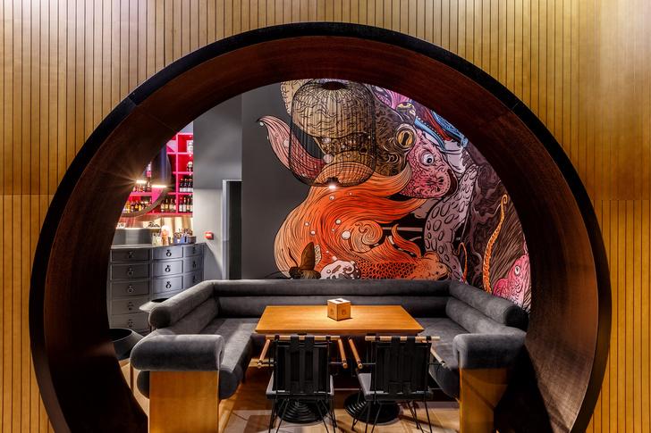 Ресторан ESUSHI в Кишиневе (фото 11)