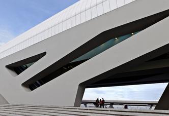 Под Неаполем появился вокзал, построенный по проекту Захи Хадид