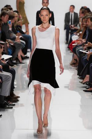 Показы мод Ralph Rucci Весна-лето 2014 | Подиум на ELLE - Подиум - фото 3552