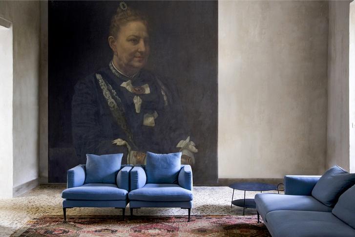 Изысканное палаццо XIX века в Италии (фото 0)