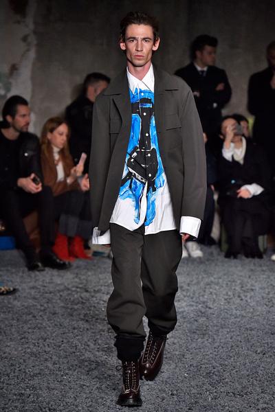 Главное, что случилось на Неделе мужской моды в Милане (галерея 13, фото 0)