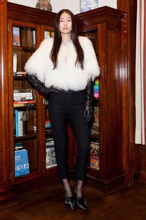 Показ Jenni Kayne коллекции сезона Осень-зима 2012-2013 года Prêt-à-porter - www.elle.ru - Подиум - фото 335887