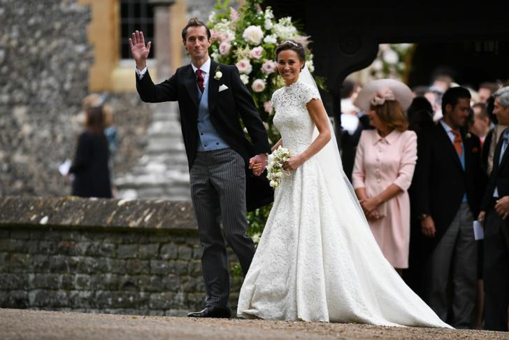 Итоги года: главные звездные свадьбы 2017 (фото 1)