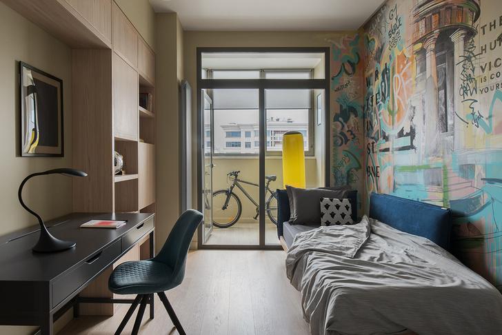 Уютный минимализм: московская квартира 150 м² (фото 20)