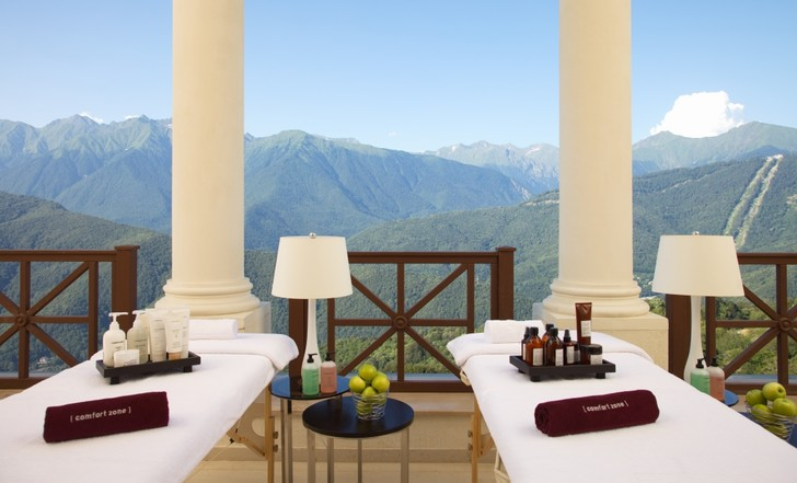 Поучаствовать в Фестивале вкуса в отеле Solis Sochi Hotel