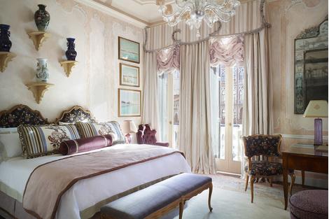 Архитектурное достояние Венеции: отель Gritti Palace | галерея [1] фото [11]