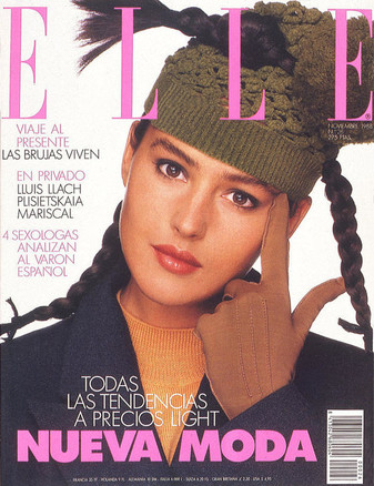 Elle Испания, ноябрь 1988