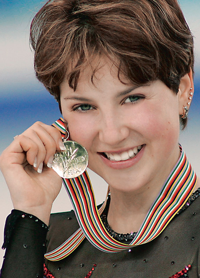 Российские Знаменитости Фото Спортсменки
