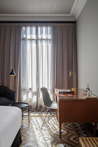 Отель Alexandra в Барселоне открылся после реновации (фото 10.2)