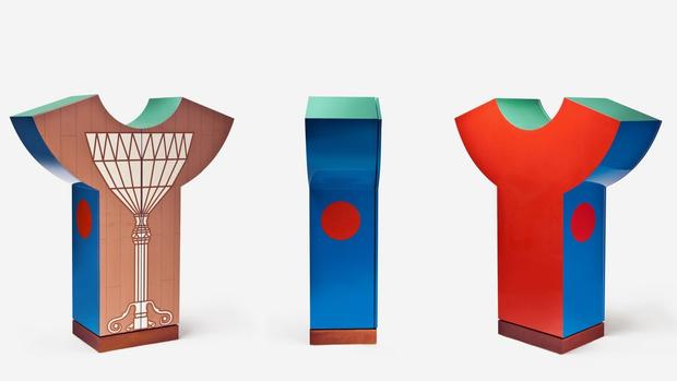 Герои итальянского дизайна: Алессандро Мендини (фото 12)