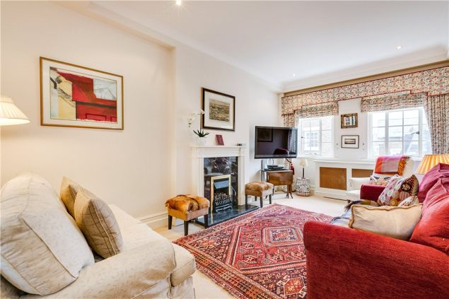 В Лондоне продается бывшая квартира Кейт и Пиппы Миддлтон (галерея 5, фото 3)