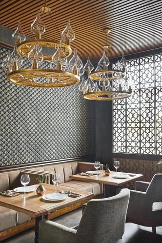 Восточная сказка: гостиница и ресторан Diamond в Новом Уренгое (фото 9.1)