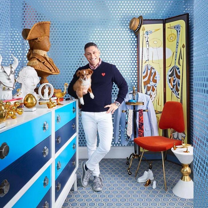 Известные дизайнеры и их собаки (фото 51)