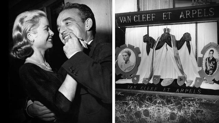 История одного украшения: жемчужный   сет Van Cleef & Arples, принадлежавший Грейс Келли (фото 1)