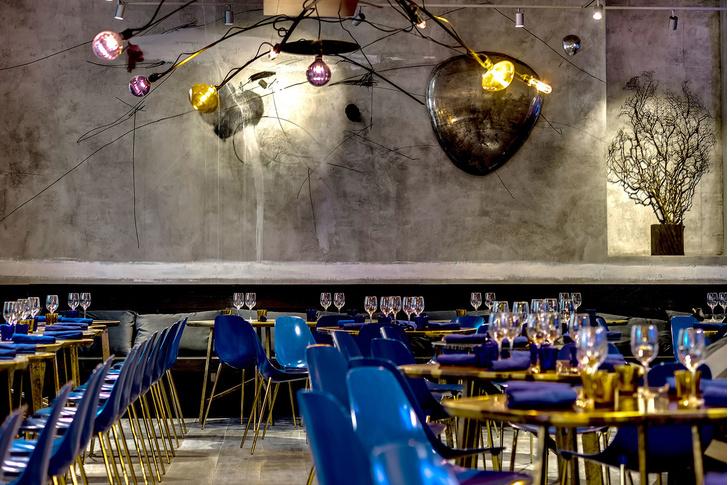 Парижский ресторан Jacopo – проект Натальи Белоноговой (фото 2)