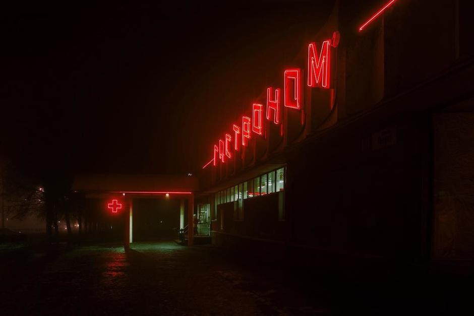Инстаграм недели: нуарная Россия Константина Вихрова (фото 3)