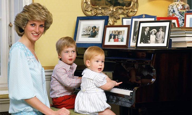 Принцесса Диана: от Букингемского дворца до отеля Ritz (фото 10)