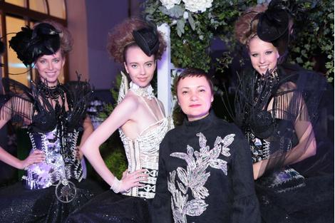 В гостях у сказки. Необычный интерьер бутика Rouge Bunny Rouge в Москве | галерея [1] фото [7]