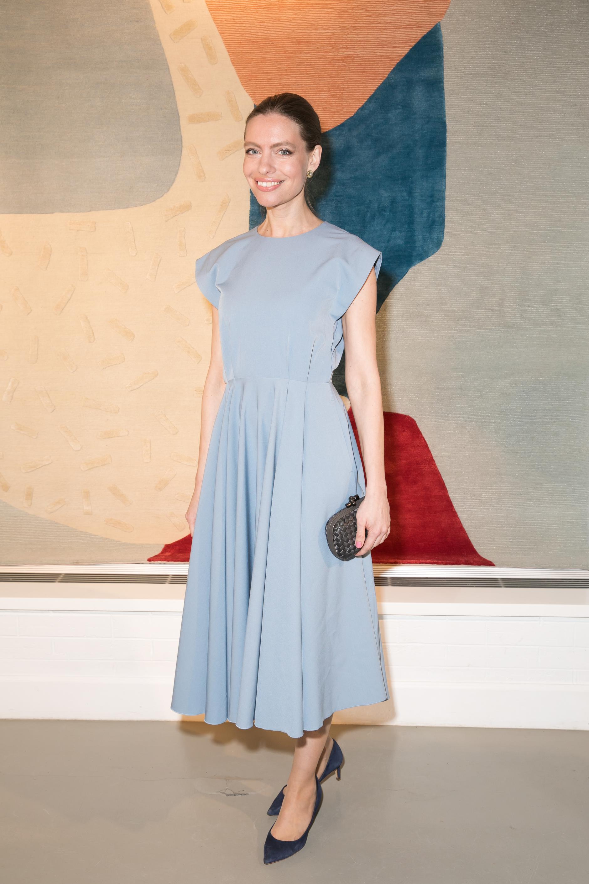 Презентация коллекции ковров Angelina Askeri x Tapis Rouge (галерея 1, фото 5)