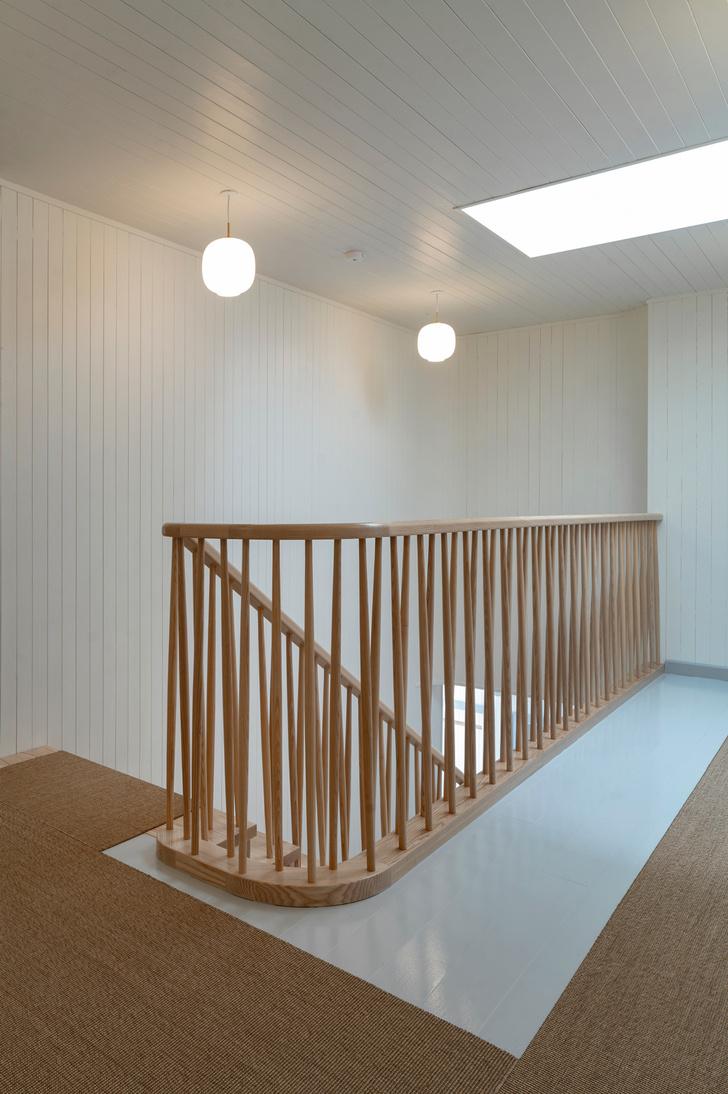 Владельцы восстановили отель у Северного моря (фото 13)